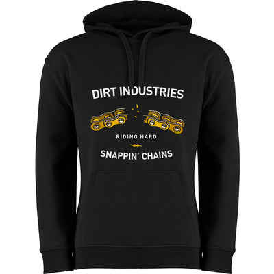 Snappin' Chains Hoodie - Youth - Dirt Industries - Motocross Offroad Casual Clothes