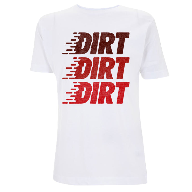 Logo Stack T-Shirt - Dirt Industries - Motocross Offroad Casual Clothes