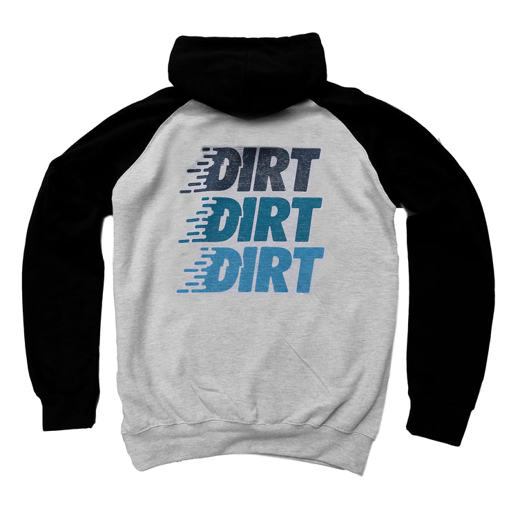 Logo Stack Hoodie - Dirt Industries