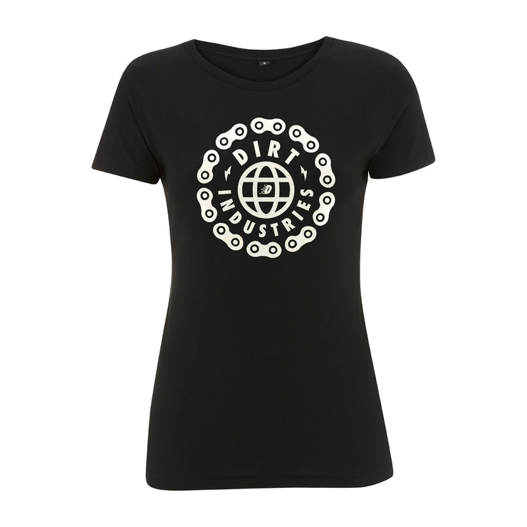 Womens Worldwide T-Shirt - Dirt Industries
