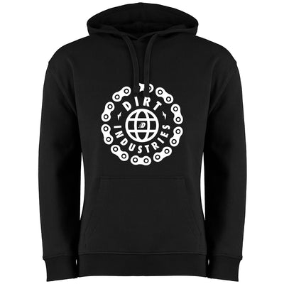 Youth Worldwide Hoodie - Dirt Industries - Motocross Offroad Casual Clothes