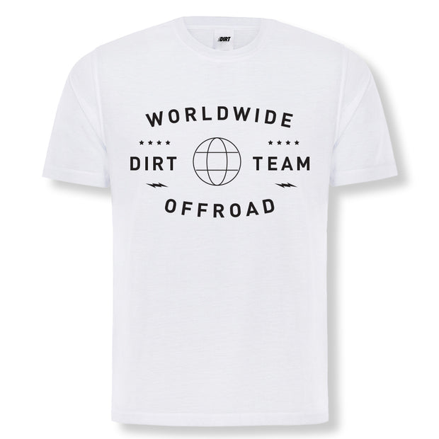 Youth Worldwide Offroad T-Shirt - Dirt Industries - Motocross Offroad Casual Clothes