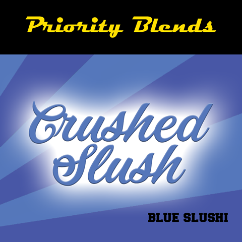 Priority Blends - Crushed Slush 30ml - Vape Breaks