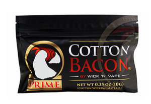 Wick N Vape Prime Cotton Bacon Prime - Vape Breaks