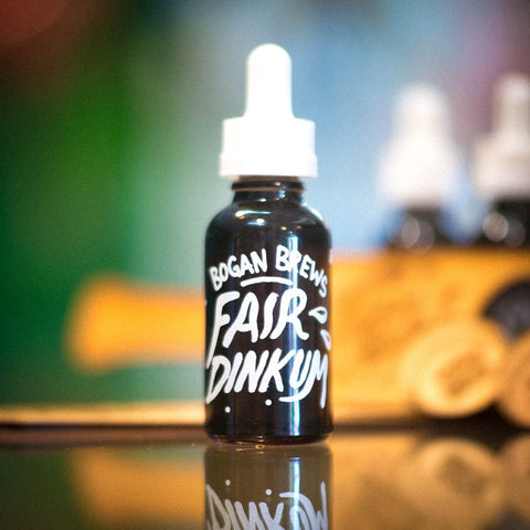 Bogan Brews Fair Dinkum 30ml