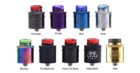 Hellvape Drop Dead RDA - Vape Breaks