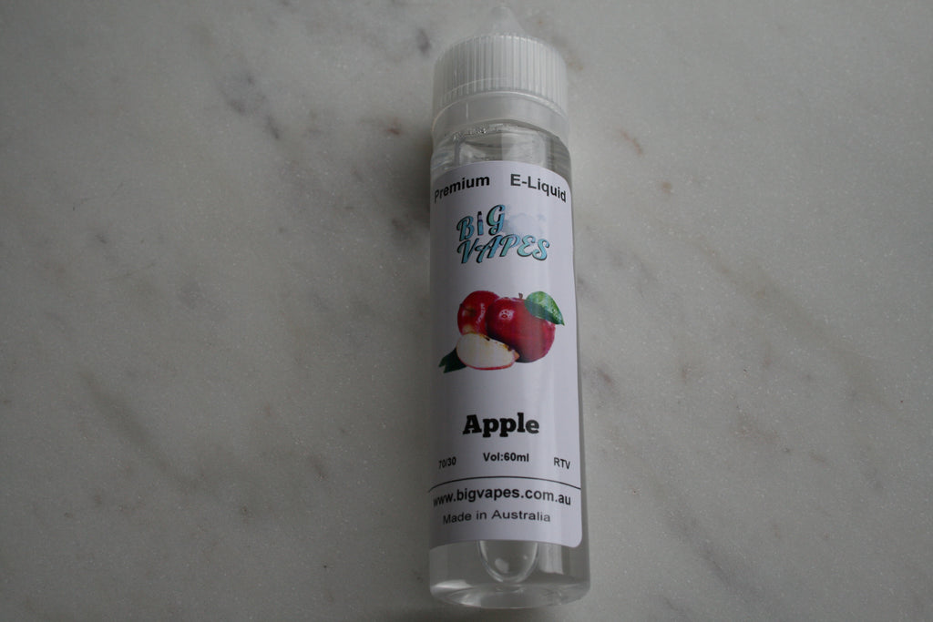 Big Vapes - Apple 60ml - Vape Breaks