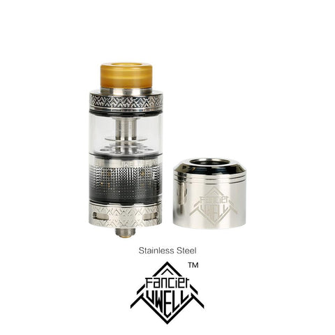 Uwell Fancier RTA/RDA 4ml - Vape Breaks