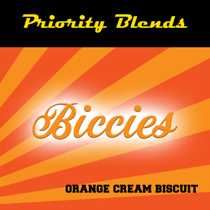Priority Blends - Biccies 30ml - Vape Breaks