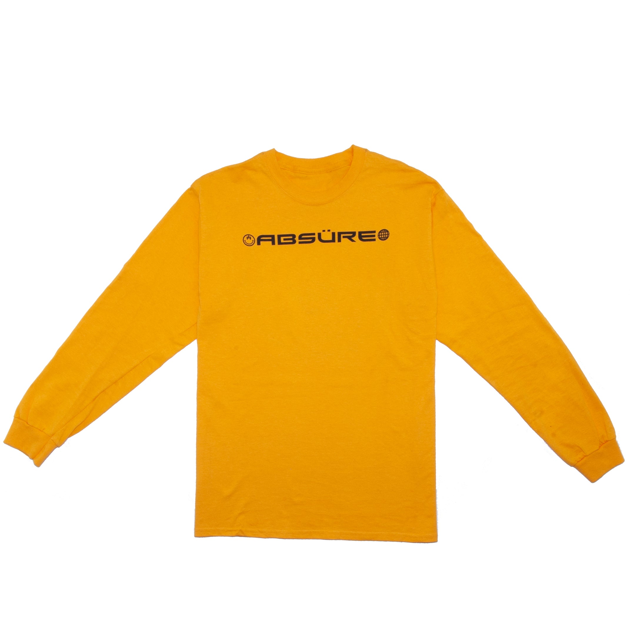 EARTH GOLD LONG SLEEVE - ABSÜRE CLOTHING