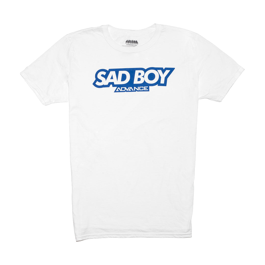 SBA WHITE T-SHIRT - ABSÜRE CLOTHING