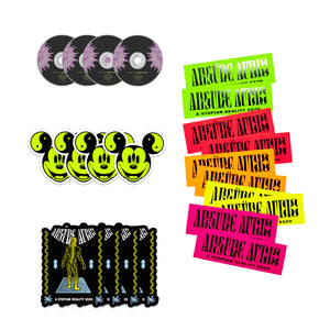 SPRING 2020 STICKERS PACK - ABSÜRE CLOTHING