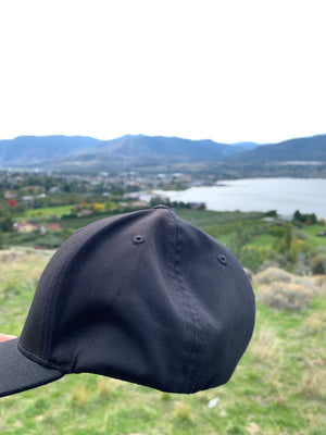 Penticton/Maple Leaf Hat - (Flexfit) - Penticton Visitor Centre