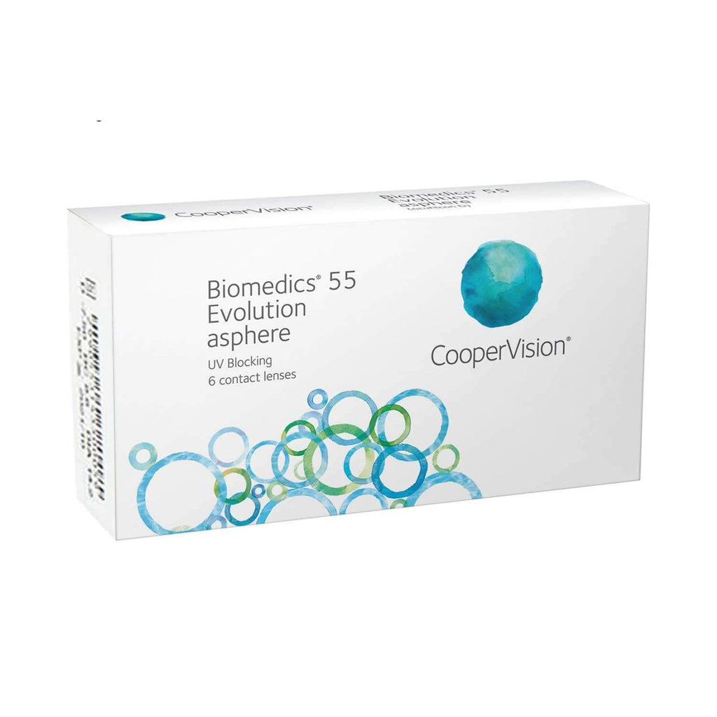 Lentes de Contacto Biomedics 55 Evolution
