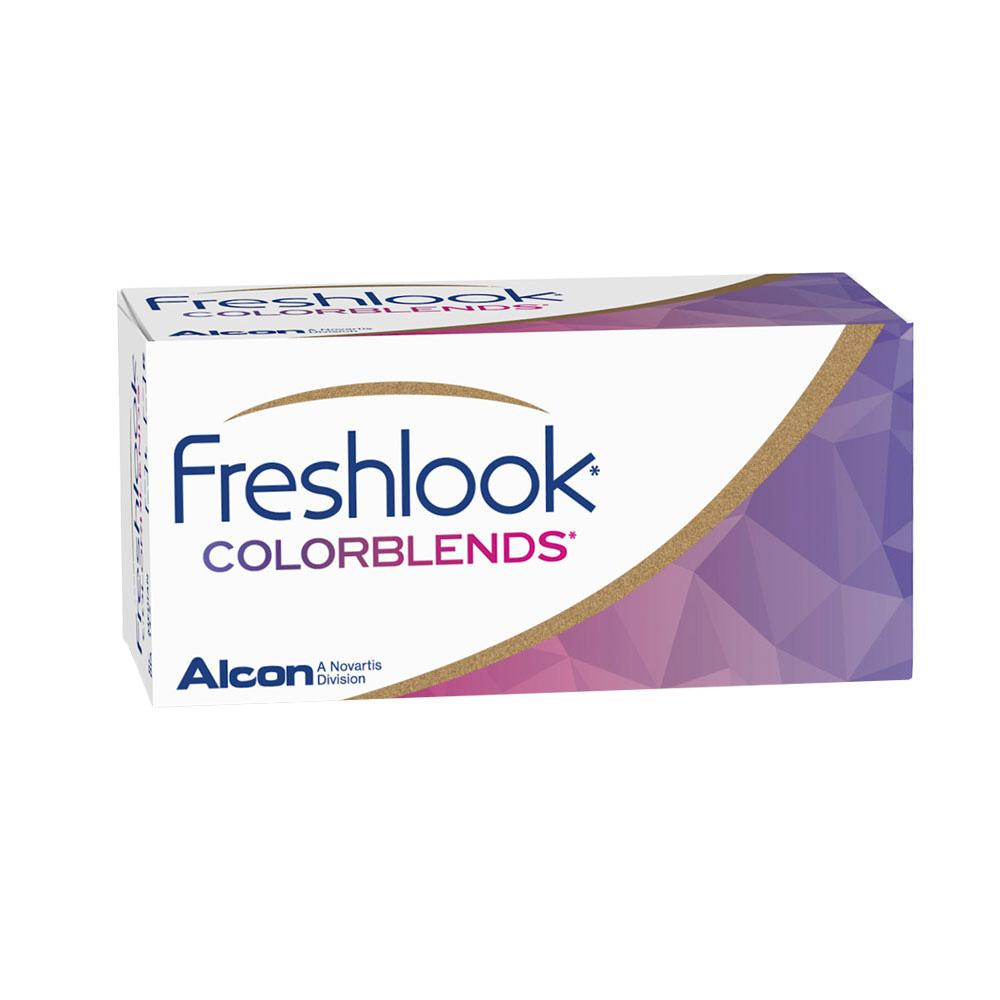 FreshLook ColorBlends Neutros (2 Lentes de Contacto). Pupilentes de color neutros.