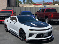 "2014-2019 Chevy Camaro ""Corvette"" Style Side Skirt Design"