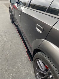 2020 Charger Wide Body 180 Style Side Skirts