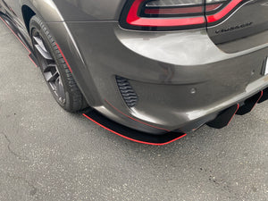 2020 Charger Wide Body Rear SRT Spats