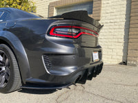 2020 Charger Widebody Carbon Rear Spats