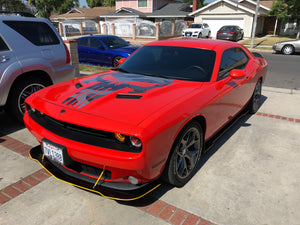 Small Lip Challenger Splitters