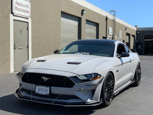 2015+ Ford Mustang 200 Style Side Skirts