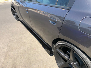 180 Style Custom Design Side Skirts
