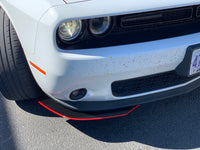 V2 Challenger Small Lip 2 Piece Splitter