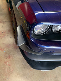 15+ Challenger SP-SRT TA-SXT 2 Piece Big Canards