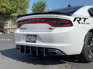 2015-19 Dodge Charger SXT- RT Diffusers