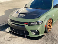 2020 Charger Widebody Hellcat Style Splitter