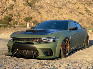 SRT Style Skirts for 2020 Wide Body Charger