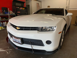 2014-2015 Chevy Camaro Custom Design Splitter V1-V2 (Base-RS-LT)