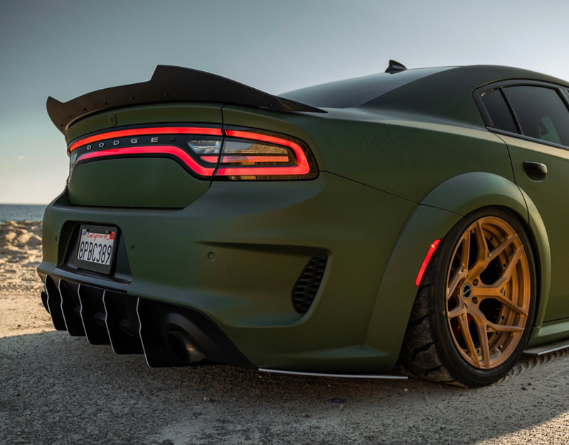 Reg Rear Spats Design for Any Model Charger (Including WideBody)