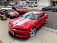 2014-15 Chevy Camaro Reg Design Splitter V1-V2(Base-RS-LT)