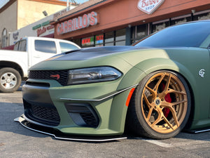 2020 Dodge Charger Widebody Canards