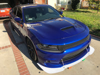 V2 1/4 Thick Upgraded New Hellcat Style Design Splitter