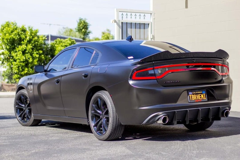 2015+ Charger SE-SXT-RT POLICE VALENCE V2 Diffuser Round Design