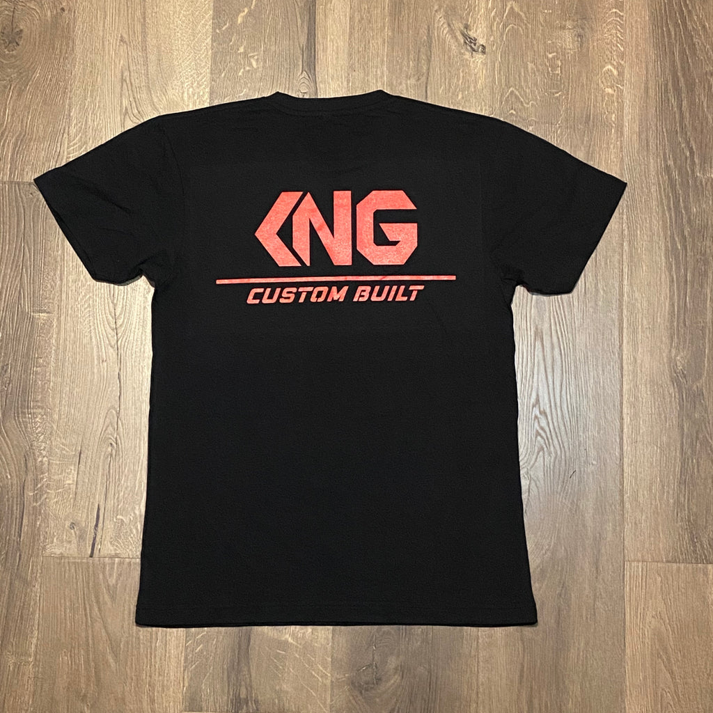 KNG - Custom Built Tee Shirt