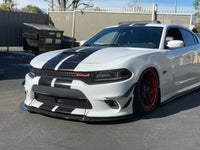 2015+ Charger SP-SRT Hellcat 4 Piece Canards