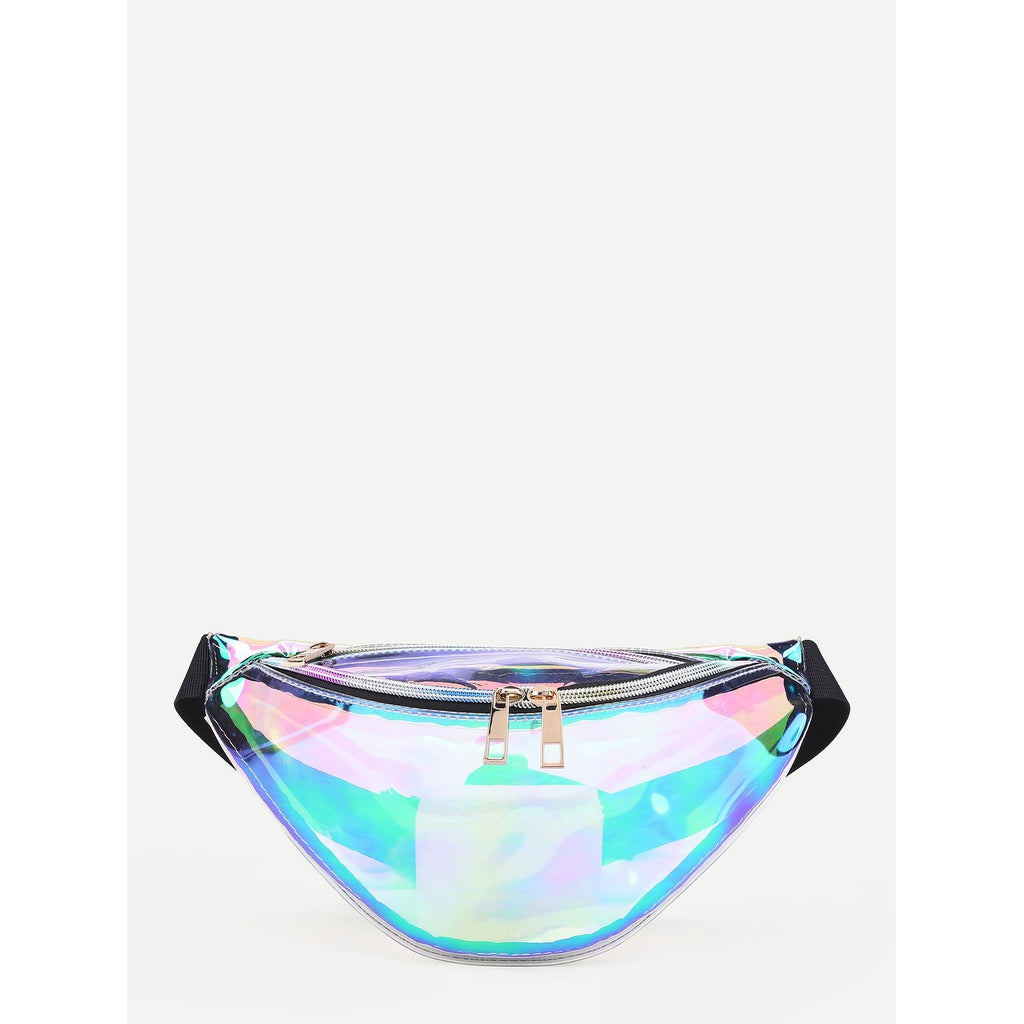 Iridescent Fanny Pack