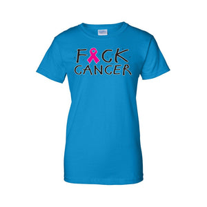 F*CK Cancer Tee (Multiple Colors)