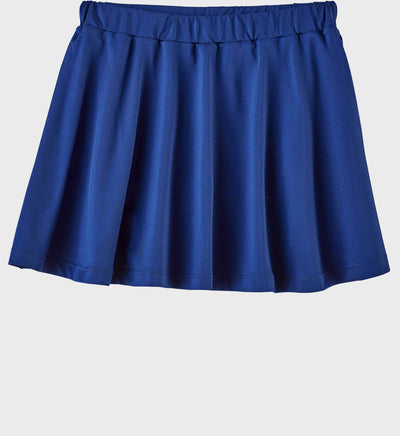 Girls Junior Golf Navy Performance Skort