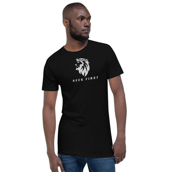 Thorn Crowned Lion Long Tee