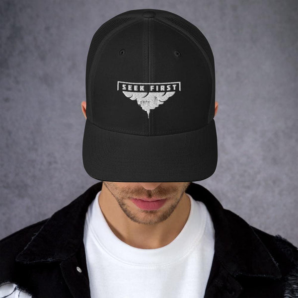 Upside Down Kingdom Trucker Cap