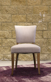 Luther Dining Chair - Oyster (2/Box)