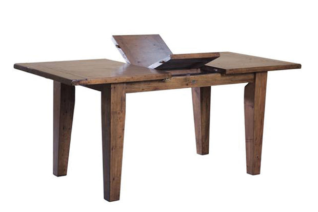 "Irish Coast Small Extension Dining Table (47""/62"") - African Dusk"