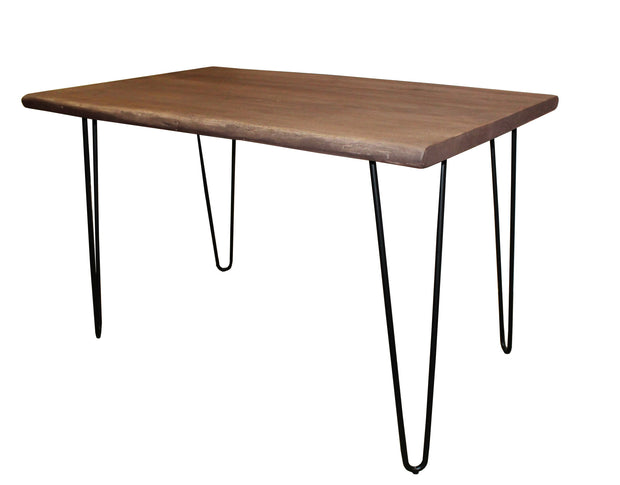 Organic Counter Table - Brown