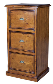 Lifestyle File Cabinet - African Dusk