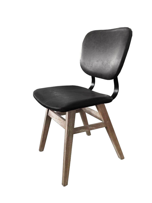 Fraser Dining Chair - Antique Black (2/box)