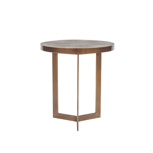 Ambiente Shagreen Side Table